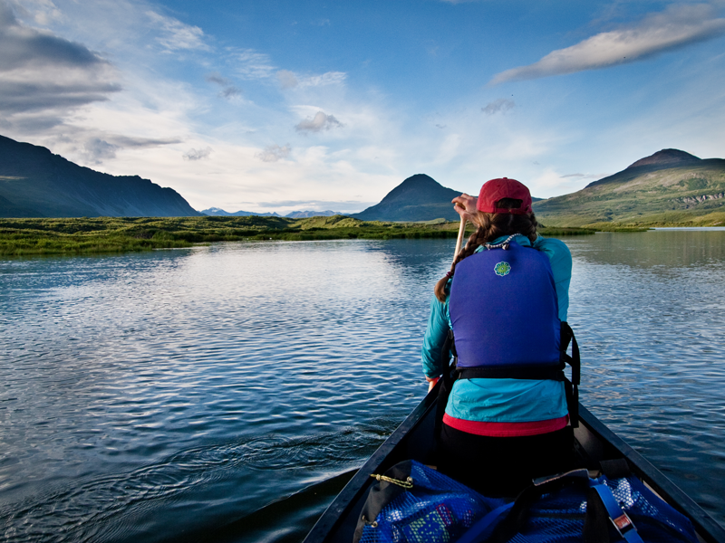 Canoeing Classes and River Safety Instruction