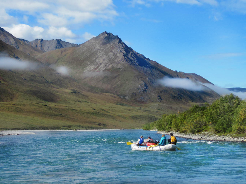 Guided River Trips in Alaska's Arctic