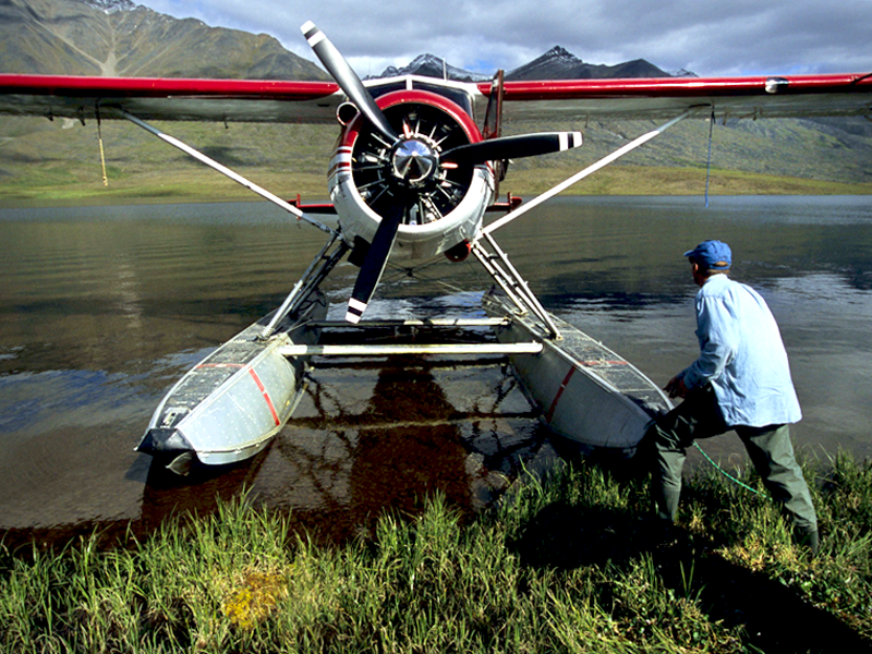Alaskan logistics for film makers, professional photographers, scientists